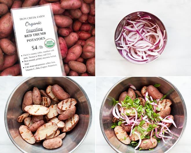 Salt & Vinegar Potato Salad