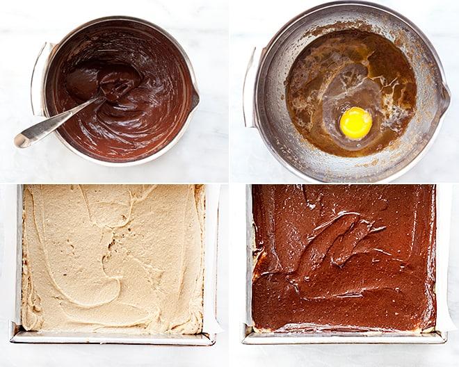 Cocoa Mascarpone Bars